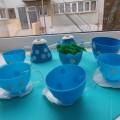 Мастер-класс: поделка из бросового материала «Чайный сервиз»