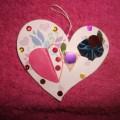 Мастер-класс по изготовлению валентинки для мамы