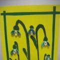Мастер-класс по изготовлению поздравительной открытки к 8 Марта