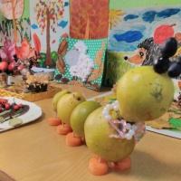 Фотоотчет «Развитие творческих способностей детей через изодеятельность»