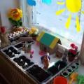 Конкурс в детском саду «Огород на окошке»