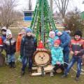 Фотоотчет «Новогоднее украшение группы и участка»