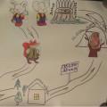 Конспект занятия по формированию элементарных математических представлений в старшей группе «Прогулка в лес»