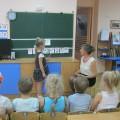 Занятие по развитию речи в подготовительной группе «Составление рассказа по серии сюжетных картин «Зайка и снеговик»