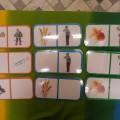 Дидактическая игра «Живое домино»