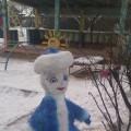 Фотоотчет «Снежные прогулки, любит детвора!»