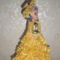 Мастер-класс по изготовлению куклы-шкатулки