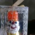 Мастер-класс для педагогов и родителей. Совместное творчество по изготовлению новогодней игрушки— украшения «Снеговичок»
