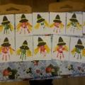 Мастер-класс открытка к празднику «Хэллоуин»