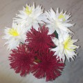 Цветы из креповой бумаги своими руками. Мастер-класс