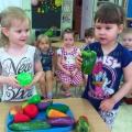 «Что нам осень подарила? Овощи». Календарно-тематическое планирование ОП в средней группе по программе «От рождения до школы»