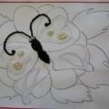 Пластилинография «Бабочка-красавица»