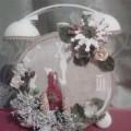 Мастер-класс «Новогоднее украшение. Часики»