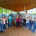 Летний день здоровья для воспитанников старших и подготовительных групп