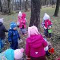«Наша первая прогулка в лес!» Ранний возраст