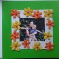 Мастер-класс по изготовлению подарка ко Дню матери «Рамка для любимого фото»