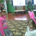 Инсценировка сказки «Лиса и заяц» с участием детей смешанной ранней группы