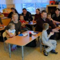 Фотоотчет «Мастер-класс для родителей»
