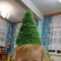 Мастер-класс: шапочка «Ёлочка» для новогоднего костюма