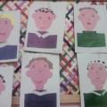 Творческие работы детей подготовительной группы детского сада к 23 февраля