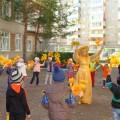 Сценарий осеннего развлечения на улице «Волшебный зонтик»