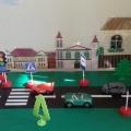 Макет «Улица нашего города»