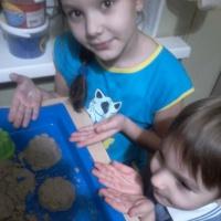 Консультация для родителей «Изготовление кинетического песка в домашних условиях»