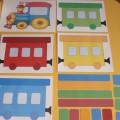 Дидактические игры для детей раннего возраста. Цвет