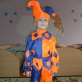 Мастер-класс по изготовлению костюма «Арлекин»