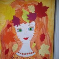 Фотоотчет «Осеннее вдохновение». Осеннее оформление группы