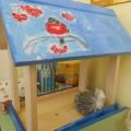 Акция в детском саду «Поможем птицам перезимовать» (фотоотчёт)