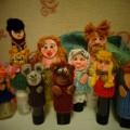 Роль пальчикового театра в развитии речи детей младшего дошкольного возраста