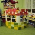 Мастер-класс «Ширма-дом». Конструируем из бросового материала с детьми подготовительной группы