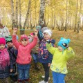 Туристический поход «На прогулку в лес пойдем!»