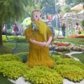 Фотоотчет «Выставка цветов»