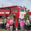 Как мы поздравляли с Днем Пожарной охраны. Фотоотчет
