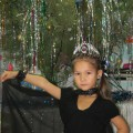 Новогодний костюм «Королева Ночь»