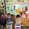 Самостоятельная деятельность детей. Фотоотчет (первая часть)