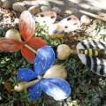 Мастер-класс «Бабочка из тыквы»