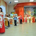 Осенний русский народный праздник в подготовительной группе «Осенины нынче на Руси»