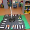 Мастер-класс по изготовлению дидактической игры «Пешеходный переход» для детей раннего возраста