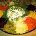 Приготовление салата «Витаминка» детьми старшей группы