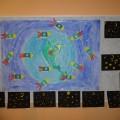 Стенгазета «Мы в космосе!»