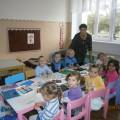 Конспект непосредственной образовательной деятельности по лепке в средней группе «Зонтик»
