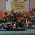Выставка поделок из природного материала «Дары осени» (фотоотчет)