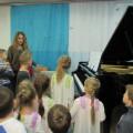 Фотоотчет «Экскурсия в Павловскую школу искусств»