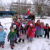 Сценарий развлечения для дошкольников «Масленицу встречаем!»
