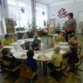 ООД «Художественное творчество. Рисование» Конспект занятия «Елочка зеленая», проведенное во второй младшей группе