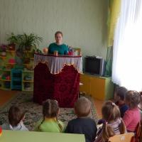 Итоговое занятие по развитию речи во второй младшей группе «Весенняя сказка»