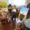 Фотоотчет о занятии по рисованию в группе раннего возраста «Дорожка для Колобка»